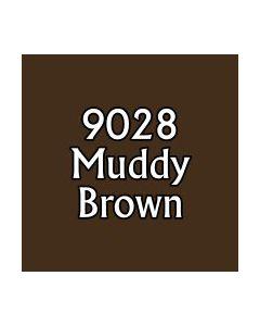 Reapermini MSP paint Muddy Brown