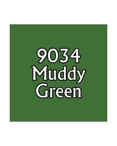 Reapermini MSP paint Muddy Green