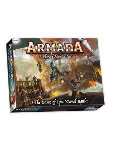 Kings of War Armada 2 player Starterbox