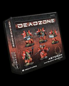 Mantic Deadzone V3. Asterian Matsudan Booster (shipping 25oct)