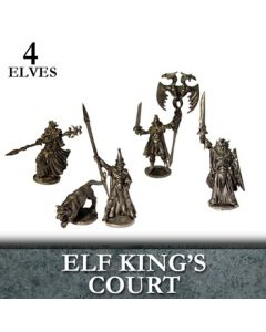 Kings of War Elven King's Court