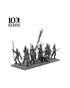 Kings of War Elven Bowmen Troop
