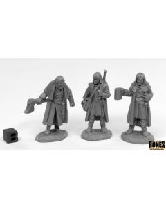 Reapermini Dreadmere Mercenaries (3)