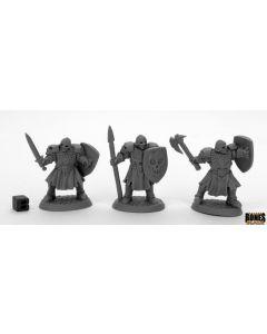 Reapermini Maggotcrown Men at Arms (3)