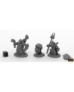 Reapermini Bloodstone Gnome Heroes