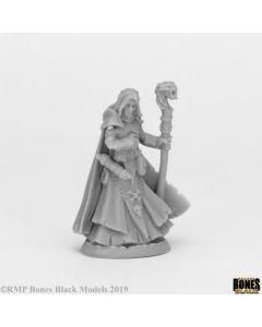 Reapermini Dark elf wizard