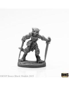 Reapermini Shadoweyes, Catfolk Rogue