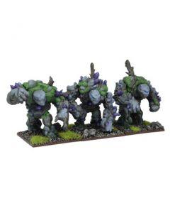Kings of War Forces of Nature Earth Elemental Regiment