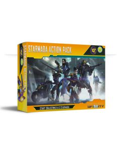 Infinity N4 Starmada action pack (preorder ends 25-08-2020)