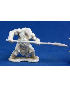 Reapermini Orc Hunter (spear)