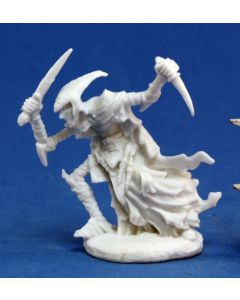 Reapermini Zalash, Dark elf assasin