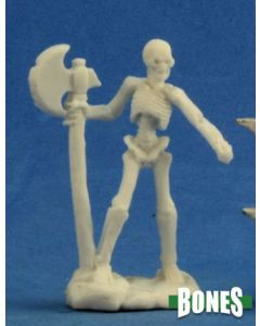 Reapermini Skeletal warrior Axemen (3)