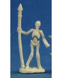 Reapermini Skeleton warrior spearmen (3)
