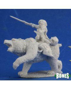 Reapermini Ursula, Dwarven Bear Rider