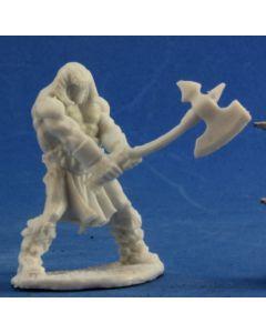 Reapermini Cuth Wolfson, Barbarian