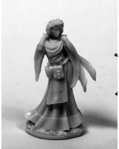 Reapermini Ostarzha, elf cleric