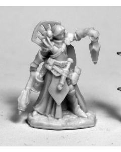Reapermini Christina, female cleric