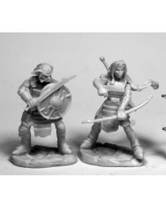 Reapermini Hobgoblin warriors