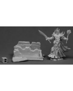 Reapermini Dust king and crypt
