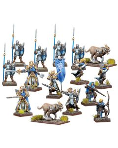 Kings of war Vanguard Basilean starter set