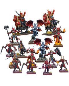 Kings of war Vanguard Abyssal starter set