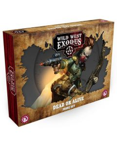 Wild West Exodus : Dead or alive posse