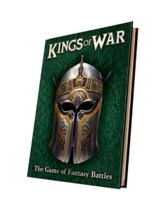 Kings of War 3rd edition collectors edition 10th aniversary