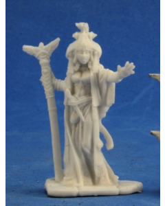 Reapermini Alahazra, Iconic Oracle