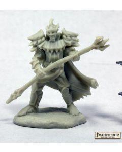 Reapermini Vagorg, Half Orc Sorcerer
