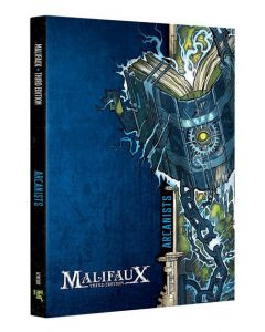 Wyrd Malifaux 3e: Arcanists Faction Book