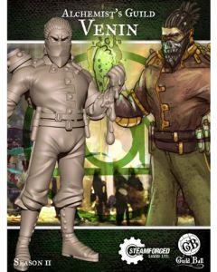 Guild ball Alchemist's guild Venin