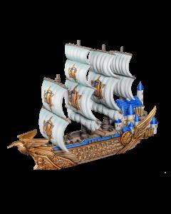 Kings of War Armada Basilean Dictator ship