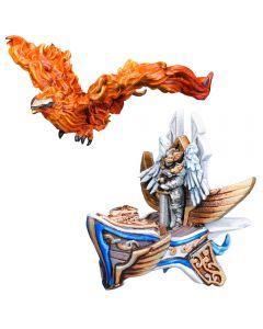 Kings of War Armada Basilean flyers