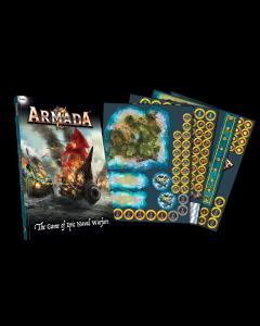 Kings of War Armada Manual en Tokens