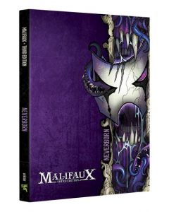 Wyrd Malifaux 3e: The Neverborn Faction Book
