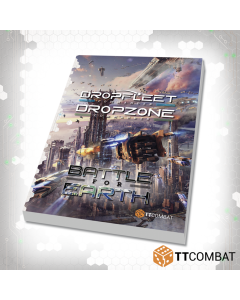 Dropzone Commander Battle for Earth Manual