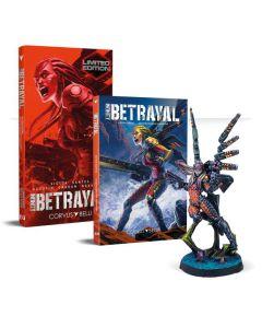 Infinity N4 Betrayal comic (voor 25-08-2020 bestellen voor bonusmodels)