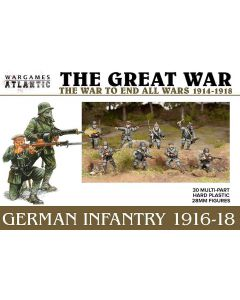 Wargames Atlantic German Infantry (1916-1918)