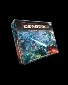 Mantic Deadzone V3. 2 player Starter set (shipping 25oct)
