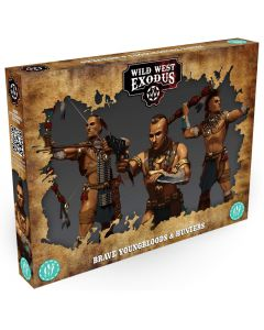 Wild West Exodus : Brave youngbloods and Hunters