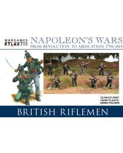 Wargames Atlantic Napoleons Wars: British Riflemen