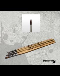 BrokenToad Miniature Series MK3 Brush Size 2