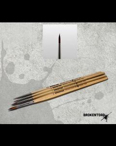 BrokenToad Miniature Series MK3 Brush Size 1