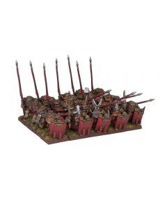 Kings of War Dwarf Bulwarker Regiment