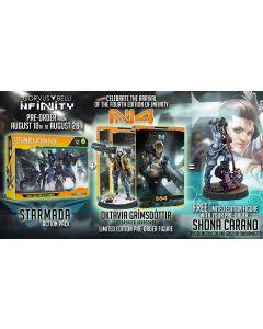 Infinity N4 Starter bundle (voor 25-08-2020 bestellen voor bonusmodels)