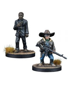 The Walking Dead : All out war Father Gabriel booster