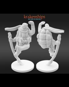 Krakenships Chellon Monk