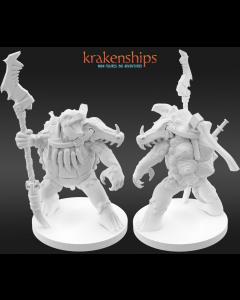 Krakenships Chellon Fighter
