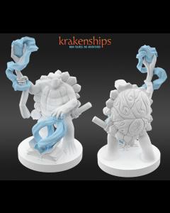 Krakenships Chellon Wizard