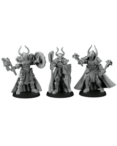 Pod Croslances Chaos warriors (3)